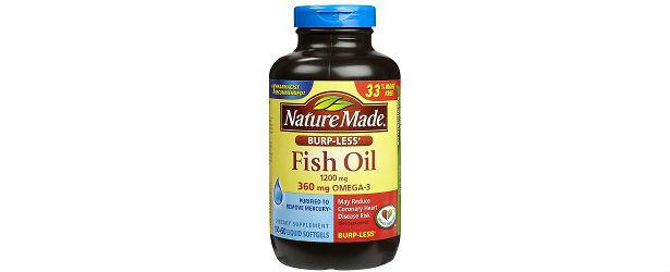 Nature S Sunshine Fish Oil
