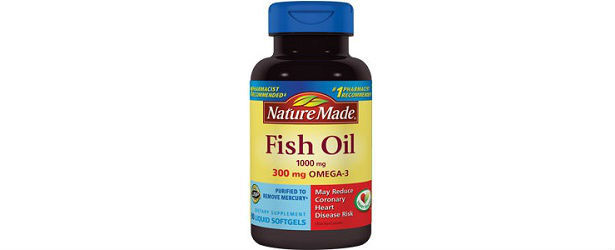 #5 Product – Nature Made Fish Oil 1,000 mg