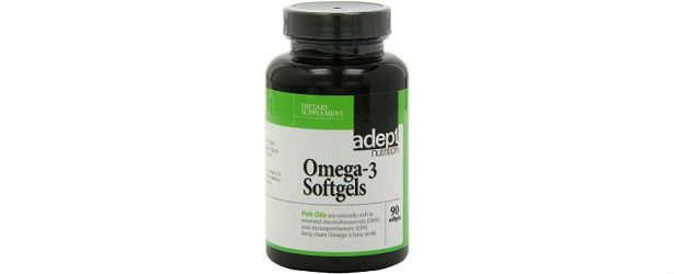 Adept Nutrition Omega-3 Review 615