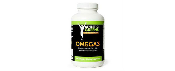 Athletic Greens Omega 3 TG Review 615