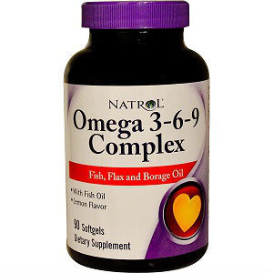 Natrol Omega 3 6 9 Review
