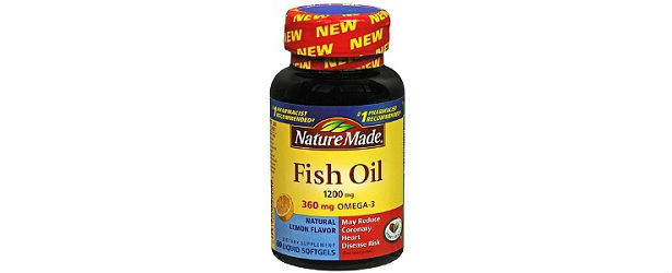 Nature made omega 3 fish oil review for Nature s bounty fish oil review