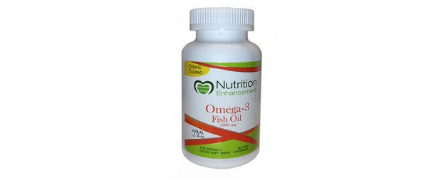 Omega 3 fish oil halal 120 softgels review for Omega 3 fish oil reviews