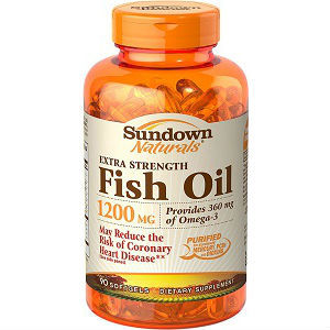 5 product nature made fish oil 1 000 mg for Side effects of fish oil supplements