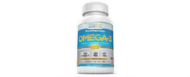 True Sol Omega 3 Fish Oil Review