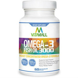 Omega 3 supplements and iq for Fish oil supplements reviews