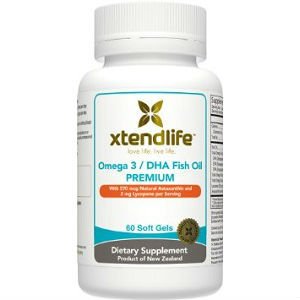 Xtendlife omega 3 dha fish oil review for Fish oil reviews