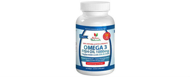 Activa Naturals Omega Fish Oil Review