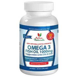 Activa naturals omega fish oil review for Omega 3 fish oil reviews