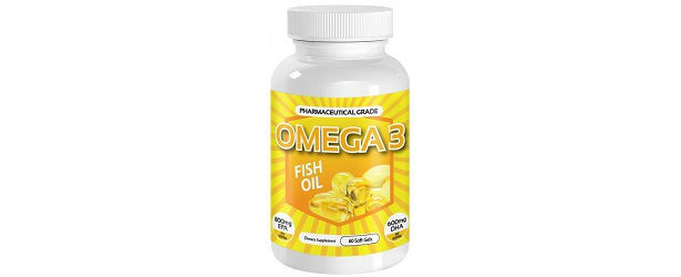 Omega 3 fish oil by vita vibrance review for Omega 3 fish oil reviews
